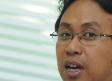 Koordinator ICW Danang Widoyoko