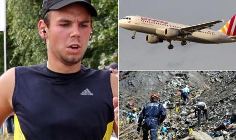 Kopilot Germanwings, Andreas Lubitz