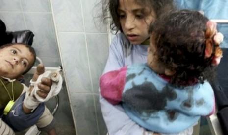 Korban kekejaman Israel