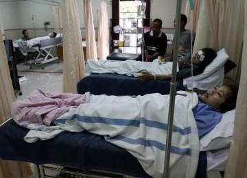 Korban keracunan (ilustrasi)