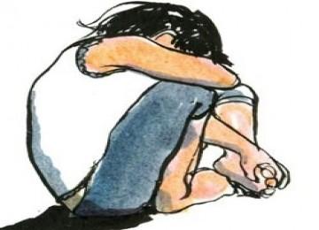 Korban pemerkosaan, ilustrasi