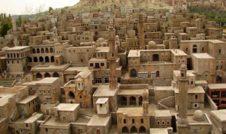Kota Harran, Irak
