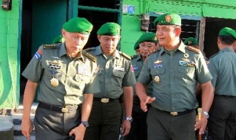 Wakil KSAD Diminta Amankan Pembelian Alutsista