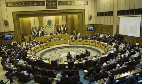 Masalah Suriah, Palestina dan Terorisme Jadi Sorotan KTT Liga Arab
