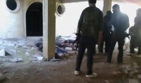 PBB: Oposisi Suriah terlibat 'Kejahatan Perang'
