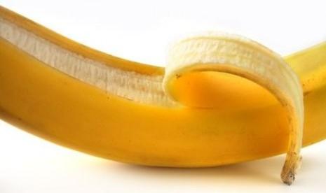 Kulit pisang/ilustrasi