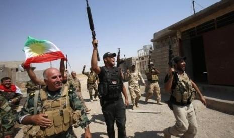 Peshmerga (ilustrasi)