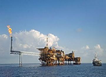 Ladang minyak, ilustrasi