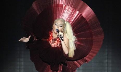 Penolakan Lady Gaga di Indonesia jadi Perhatian Dunia