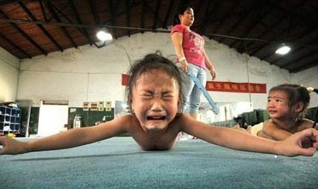 Brutal, Inilah Cara Cina Bentuk Bintang Olimpiade Masa Depan