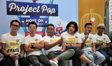 Meski Sulit tanpa Oon, Project Pop akan Terus Berkarya