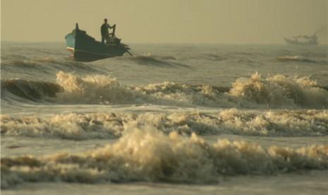 Laut (ilustrasi)