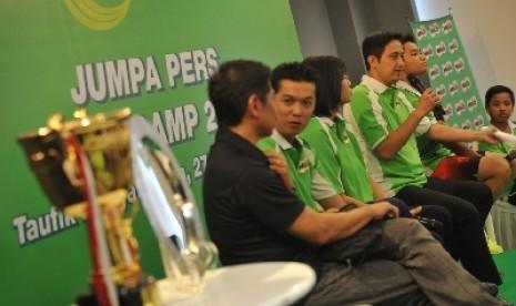 Taufik Hidayat Bangga Pimpin Kontingen Indonesia di SEA Games 2015