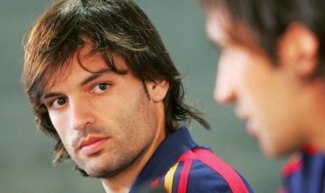 Legenda sepak bola Spanyol, Fernando Morientes