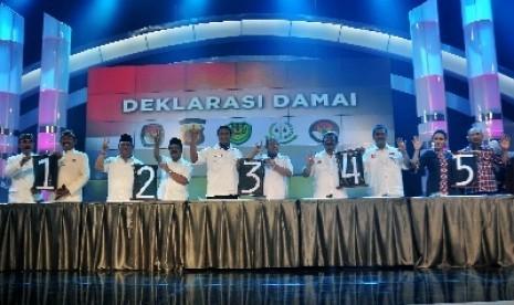 RAMALAN HASIL PEROLEHAN SUARA LSI PILGUB JABAR 2013 PILKADA JAWA BARAT