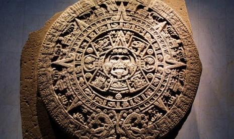 Kita dan Suku Maya Hadapi 'Kiamat Lingkungan' (1)