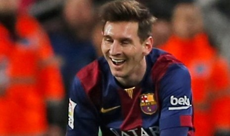 Jelang Barcelona-Muenchen, Motivasi Messi Terpompa
