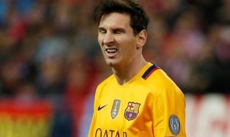 Messi Sempat Diberitakan Bergabung dengan Madrid