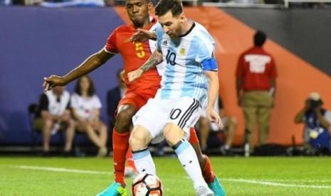 Messi Terancam Absen Bela Argentina Gara-Gara Ocehan ke Wasit