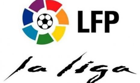 Logo Liga Spanyol