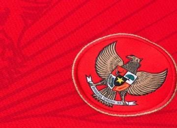 Logo timnas Garuda