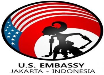 Logo Kedubes AS di Jakarta di Facebook