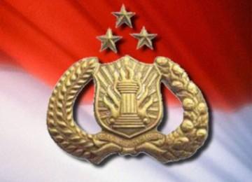 Logo Polri (Illustrasi)