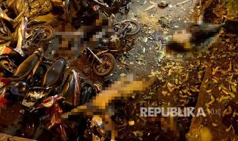 Polri Belum Pastikan Pelaku Bom Kampung Melayu dari Jaringan JAD