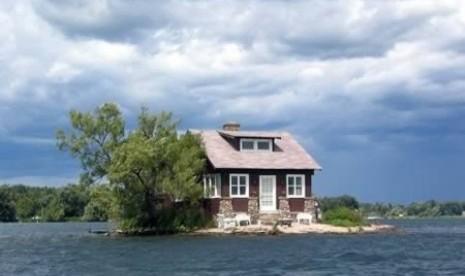Lokasi rumah yang ajaib