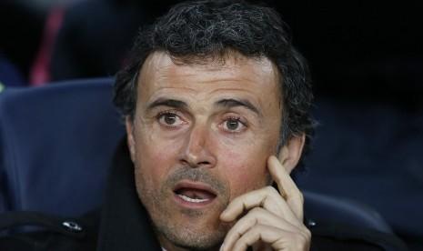 Enrique Siap Antisipasi Kejutan Guardiola