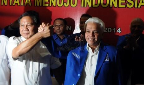Cara Prabowo Mengatasi Kemiskinan