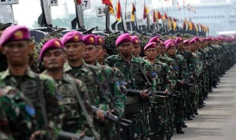 TNI/ilustrasi (Republika/Aditya Pradana Putra)