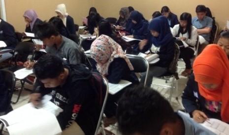 Mahasisawa LP3I Balikpapan