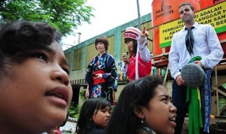 Mahasiswa Asing di Indonesia