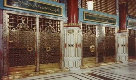 Peristiwa Renovasi Makam Nabi Muhammad