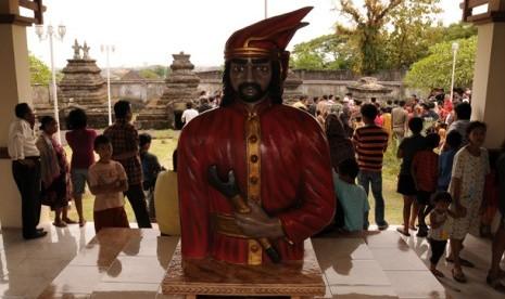Polisi Fokus Buru Pelaku Perusakan Makam Sultan Hasanuddin