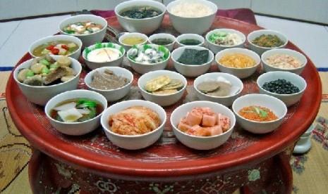 5 Makanan Khas Korea yang Terkenal