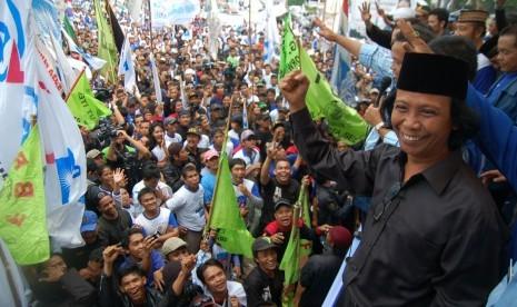 Kabayan Anak Betawi, 'Comeback' Mandra di Dunia Akting | Republika