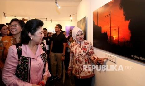 In Picture: Peluncuran dan Pameran Foto Sylviana Murni