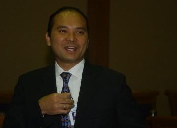 Mantan Direktur Utama PT MNA, Hotasi Nababan.