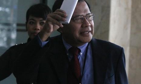 Mantan menko perekonomian Rizal Ramli
