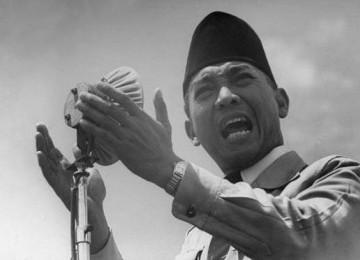Mantan presiden Soekarno