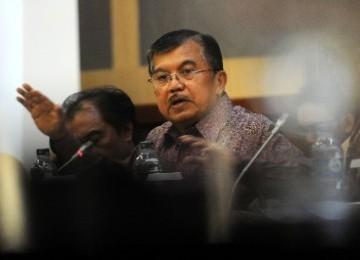Mantan Wakil Presiden dan Ketua PMI, Jusuf Kalla.