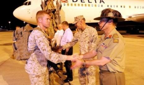 Marinir AS di Australia Ancam Kedaulatan NKRI