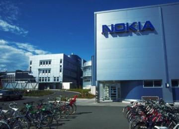 Markas Nokia di Finlandia