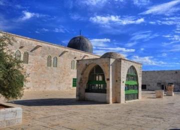 Masjid Al-Aqsha di Baitul Maqdis, Palestina