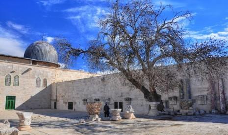 Palestina Targetkan Dua Juta Muslim Kunjungi Al-Aqsha