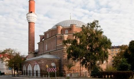Jumlah Masjid di Bulgaria Terbanyak di Eropa
