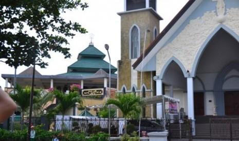 Pendirian Rumah Ibadah di Indonesia Lebih Mudah Dibanding Eropa dan AS ...