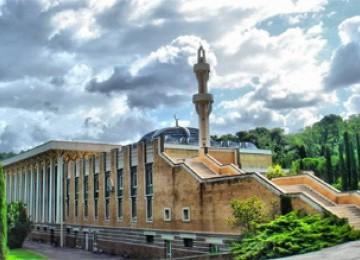 masjid di roma